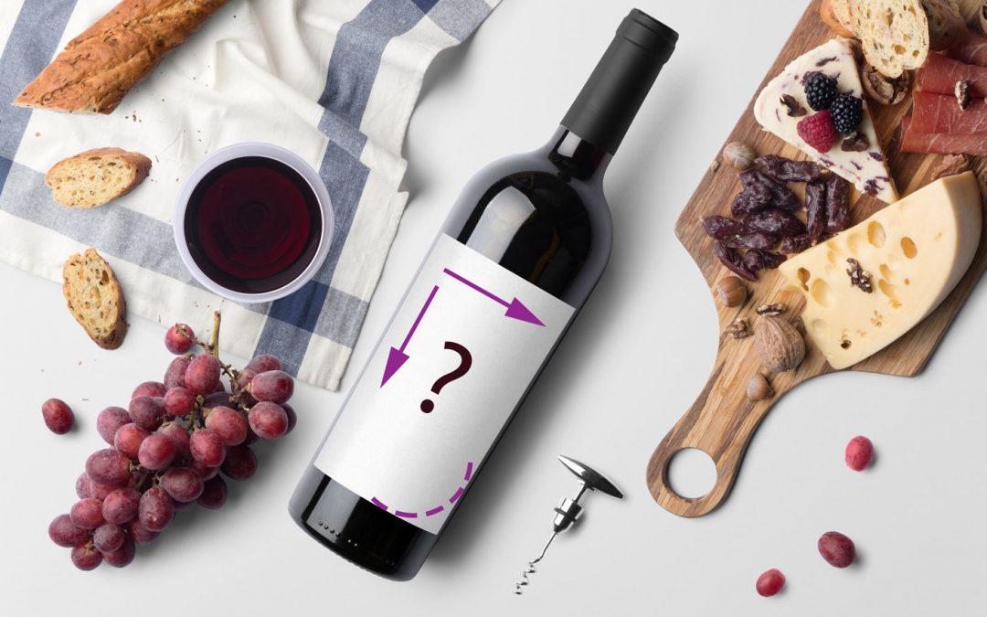 Dimensioni etichetta vino. Ecco tutto quello che devi sapere